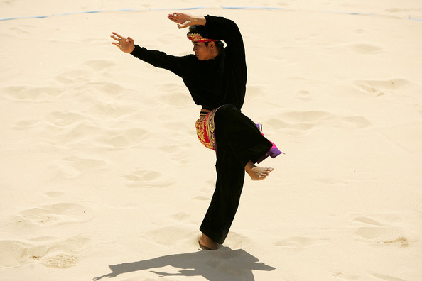 Indonesian Martial Arts and Pencak Silat.